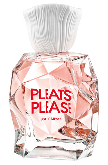 "Issey Miyake ""Pleats Please"" perfume"