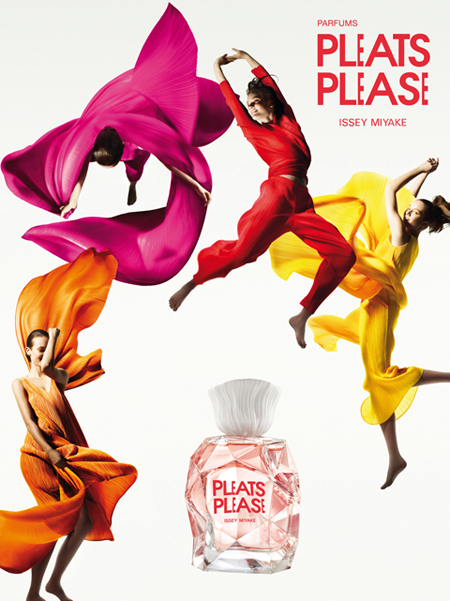 ISSEY MIYAKE PLEATS PLEASE perfume